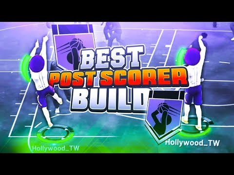 NBA 2K19 Tips: BEST POST SCORER BUILD! HOW TO CREATE A 99 OVERALL SHOT CREATING POST SCORER!