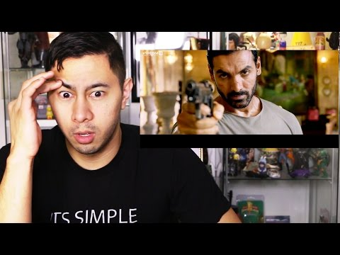 FORCE 2 Trailer Reaction & Discussion by...