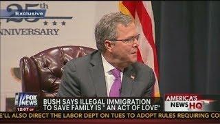 Inside Politics: Jeb Bush on 2016, Immigration