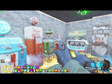 WORLD'S SMALLEST ZOMBIES MAP!