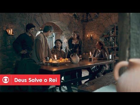 Deus Salve O Rei: capítulo 22 da novela, sexta, 2 de fevereiro, na Globo