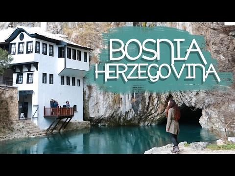 SO MUCH BEAUTY in Bosnia & Herzegovina 😍