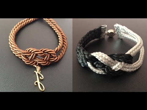 Diy Love Knot Bracelet
