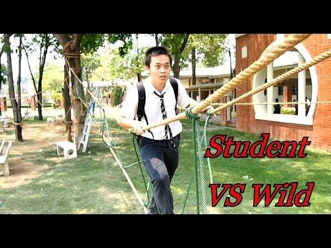 Student VS wild The school (SJMIS)(2014 Edition)