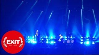 Hurts - Blind LIVE @ EXIT Festival 2014