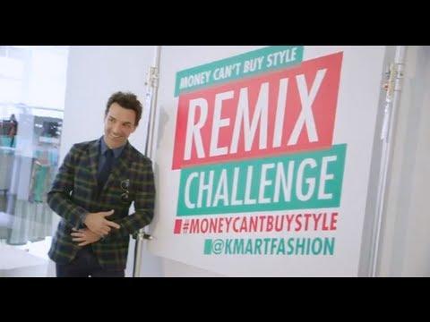 George Kotsiopoulos kicks off the moneycantbuystyle Remix Challenge!