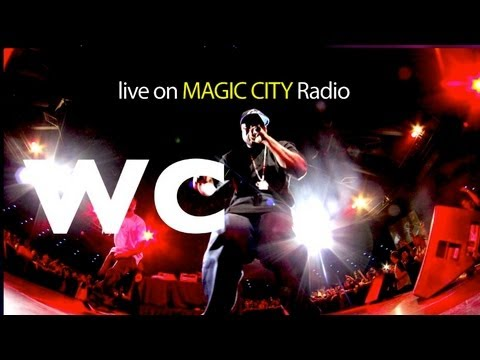 WC on Magic CIty Radio Power 98 3
