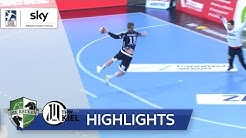 TSV Hannover-Burgdorf - THW Kiel | Highlights - LIQUI MOLY Handball-Bundesliga 2019/20