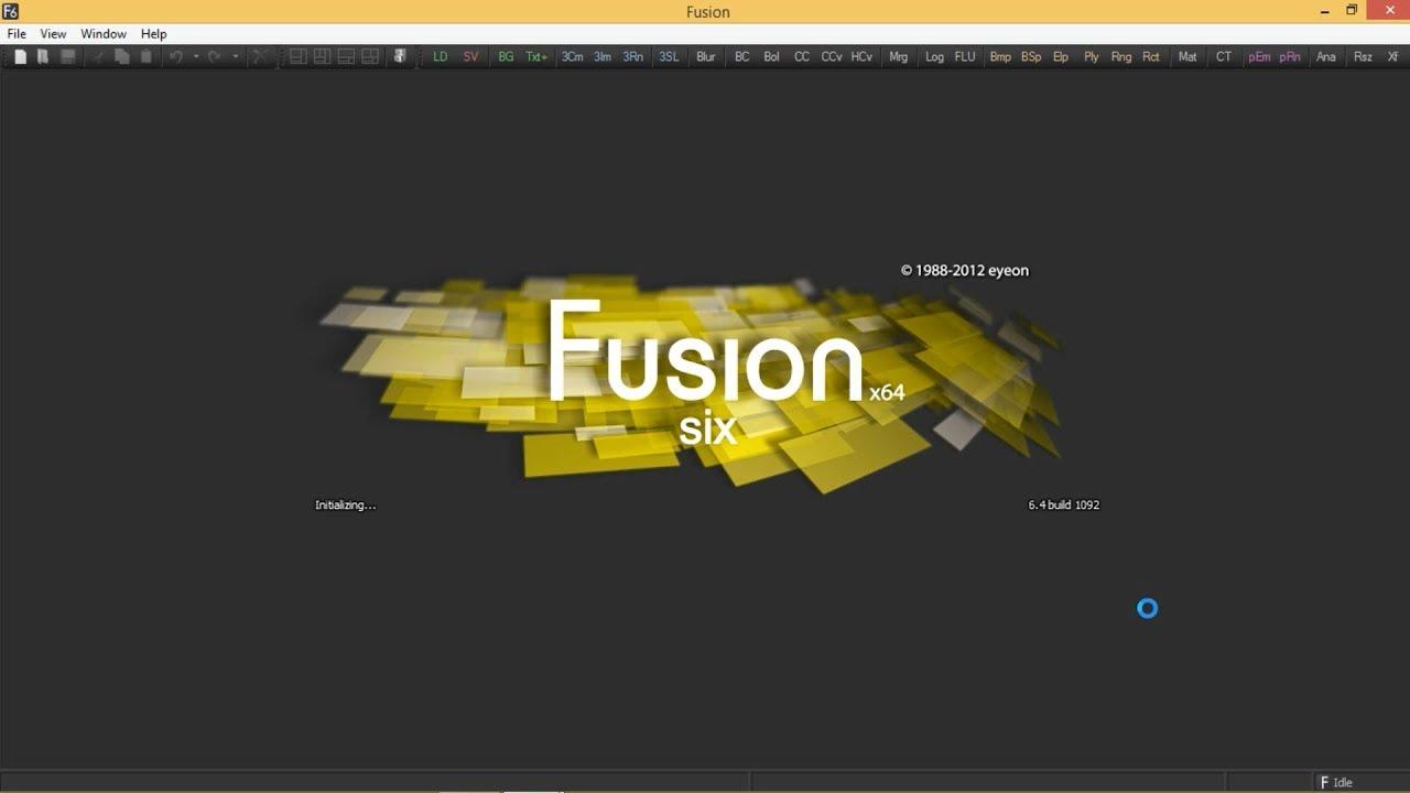 crack eyeon fusion 64