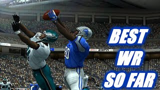 AROUND THE NFL - ESPN NFL 2K5 LIONS FRANCHISE s1w4 ep4