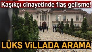 Yalova'da Cemal Kaşıkçı Hareketliliği: Villanın Kuyusunda Arama Yapılıyor