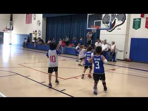 2018/10/27 Basketball Game at Los Alisos Intermediate School