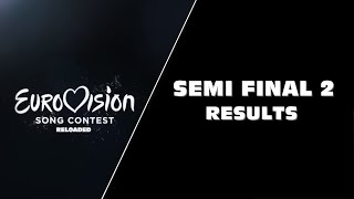 Eurovision Song Contest 2015 Reloaded | Results Semi Final 2