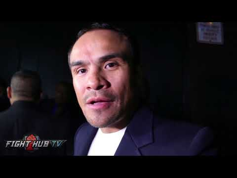 "Juan Manuel Marquez ""Andre Ward is my favorite fighter now!"" calls Lomachenko Great fighter"