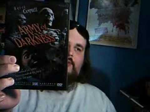 Diary of the Deadpit - 3-19-08 - Collecting DVDS cheaply!