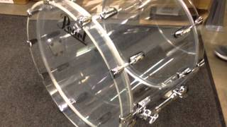 Pearl Crystal Beat at Memphis Drum Shop