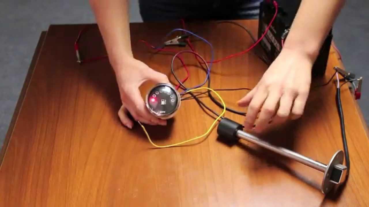 Датчик уровня топлива для автомобиля своими руками Датчик уровня топлива для автомобиля