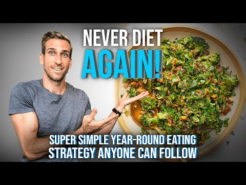 Super simple year-round eating strategy: Healthy habits that will change your life