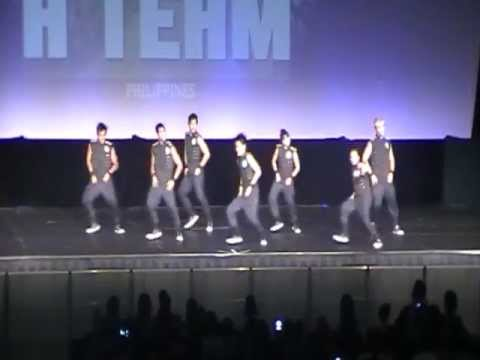 A team dance crew ''2nd place [ World supremacy ...