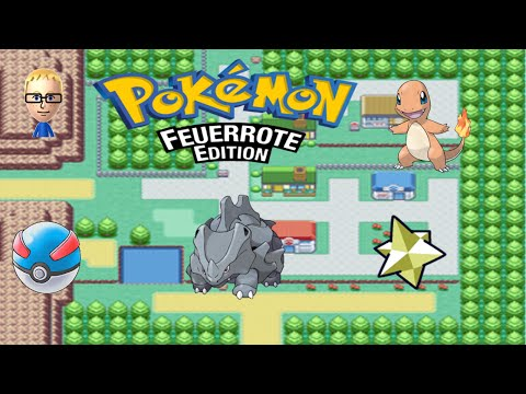 Pokémon Feuerrot #11 / Die Grusel-Stadt [Blind, German]