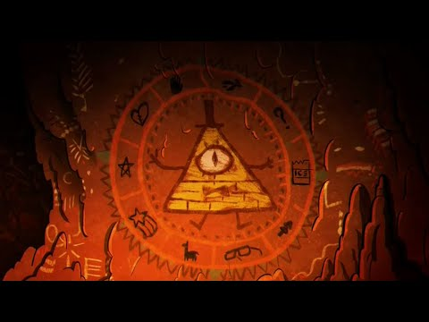 Gravity Falls Wallpaper Bill Gravity Falls An Ancient Prophecy Youtube