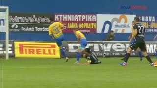Παναιτωλικός - Αστέρας Τρίπολης: 0-2