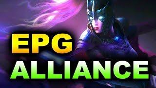 ALLIANCE vs EPG - LOOT.BET WINTER Masters DOTA 2
