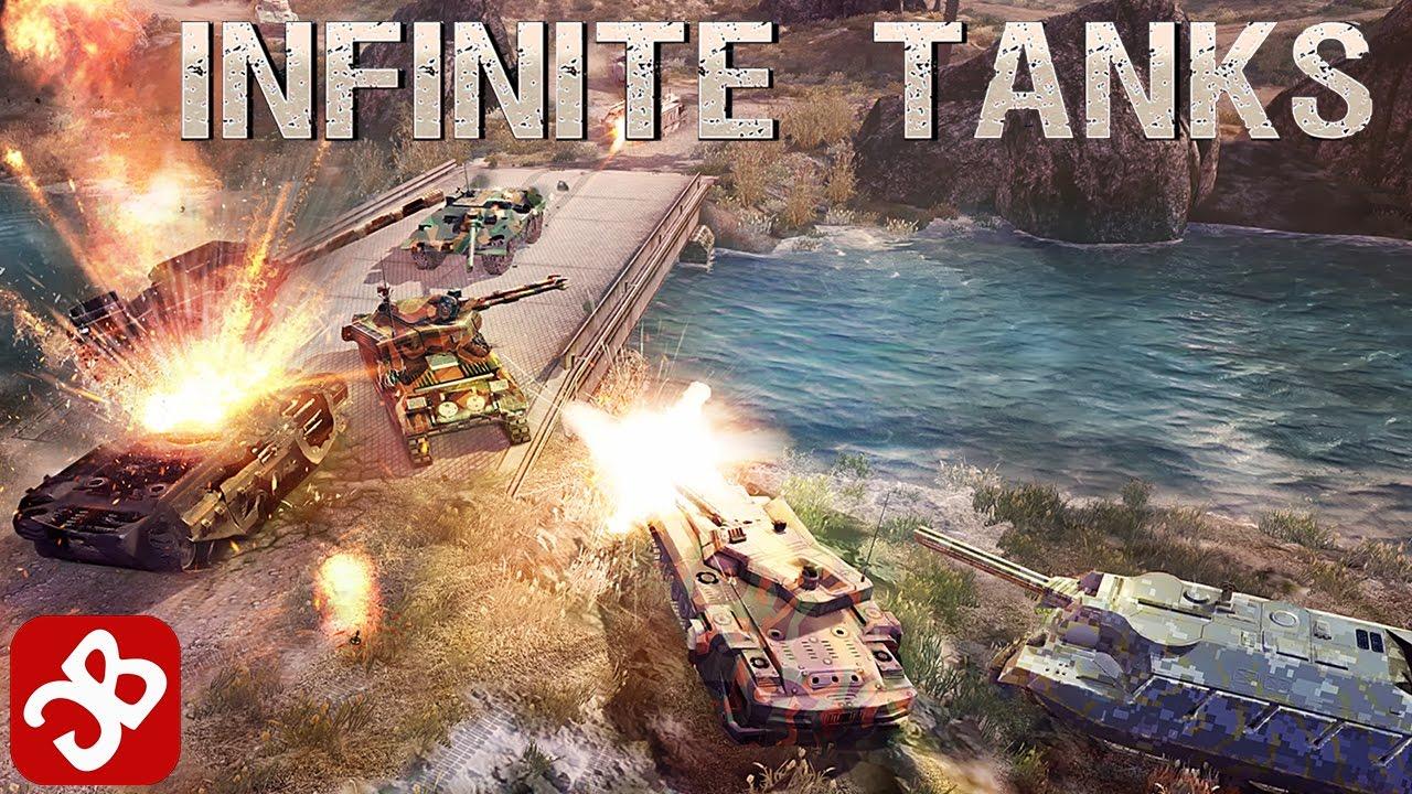 infinite tanks скачать на андроид