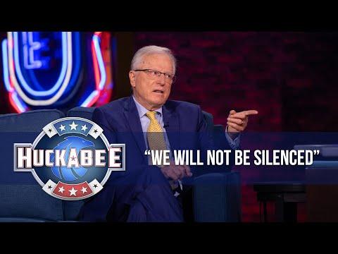 """We Will NOT Be SILENCED"" Dr. Erwin Lutzer | Huckabee"