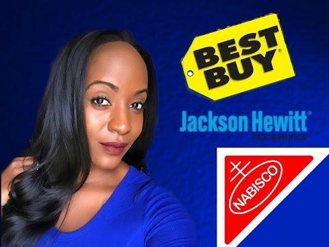 3️⃣ BIG 😲 Companies Hiring For Work From Home Jobs! Best Buy, Jackson Hewitt + More!
