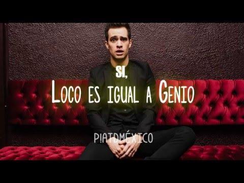 Crazy = Genius - Panic! At The Disco |Traducida Al Español|♣