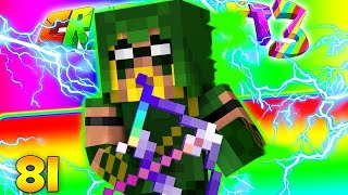 Minecraft CRAZY CRAFT 3.0 - The Green Arrow Super Hero Mod  #81