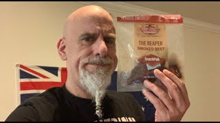 The Reaper Smoke Beef Jerky From Beef Jerky Experience! Please let me know if you've tried this!