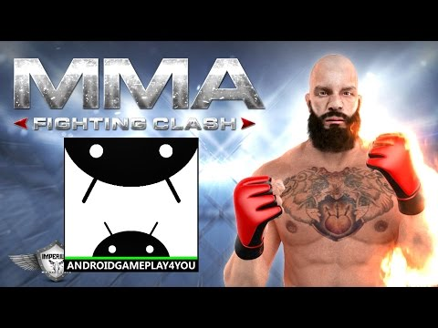 MMA Fighting Clash Android GamePlay Trailer [1080p/60FPS] (By Imperium Multimedia Games)