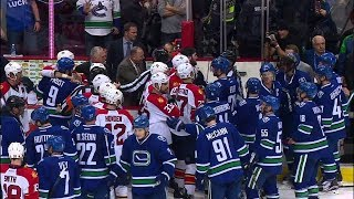 NHL Bench Clearing Brawls