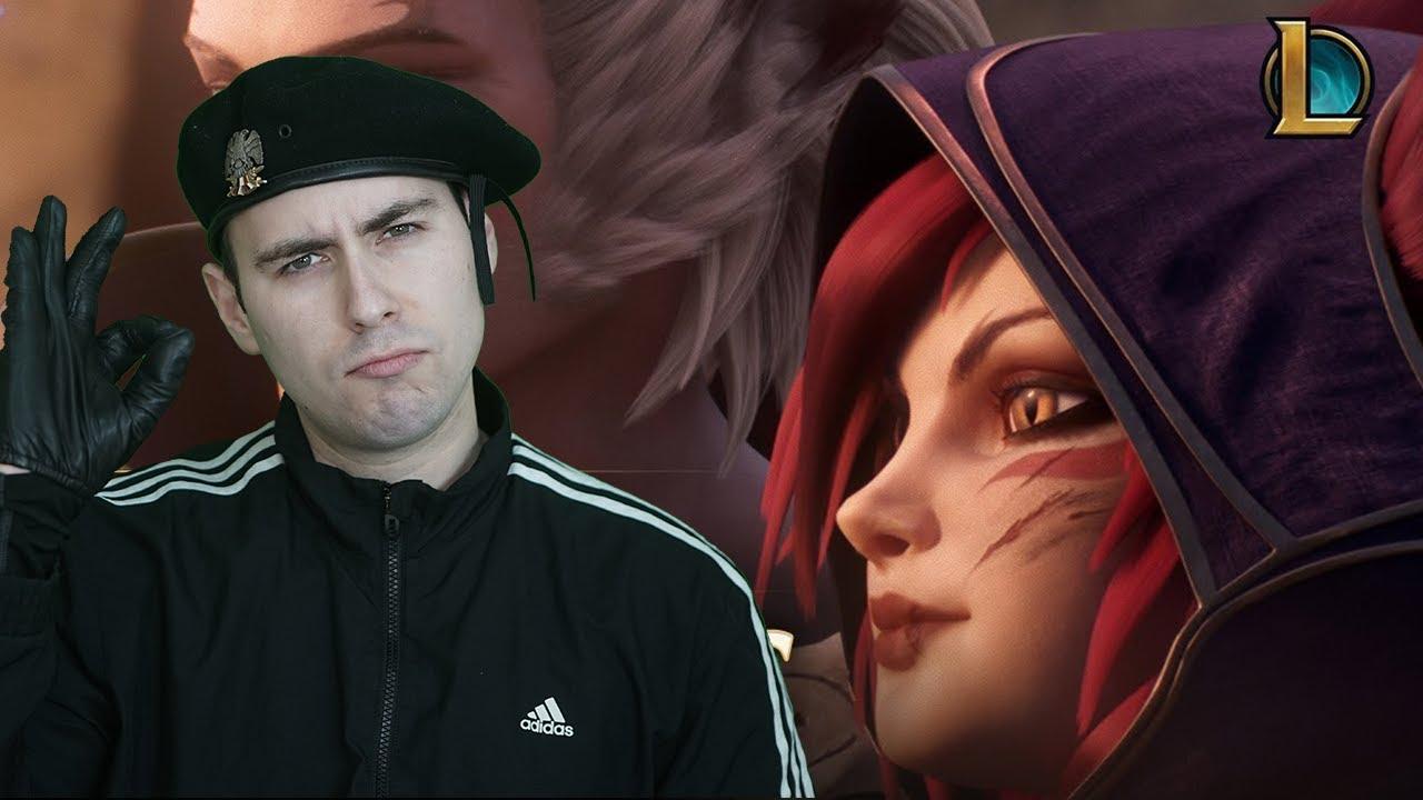 Xayah and Rakan Wild Magic Reaction   League of Legends Reaction   LoL Reaction