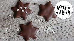 Schokoladenkekse | Ausstecherli | Schokolade | Plätzchen Rezept | Mrs Flury