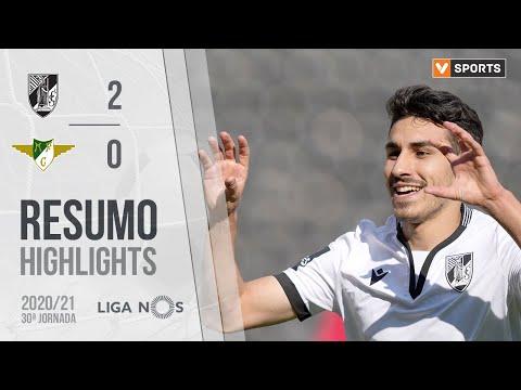 Guimaraes Moreirense Goals And Highlights