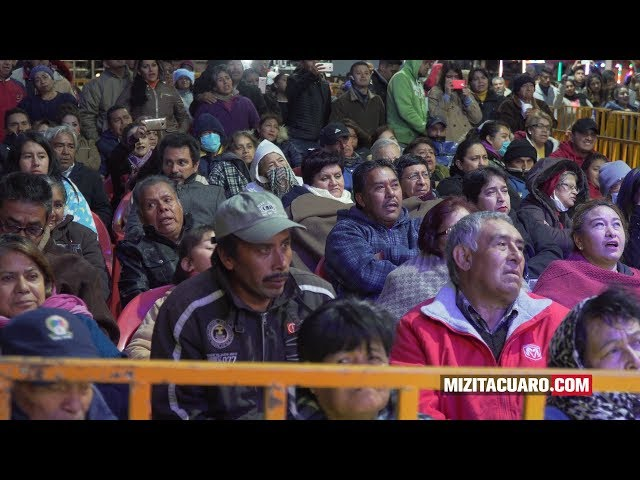 Los Freddys en la Feria Monarca Zitácuaro 2018