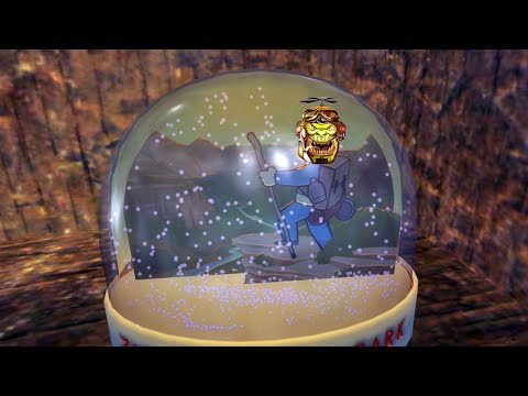 Fallout: New Vegas - DLC Snow Globe Locations