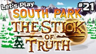 South Park: The Stick of Truth - Episode 21 - The Brown Note