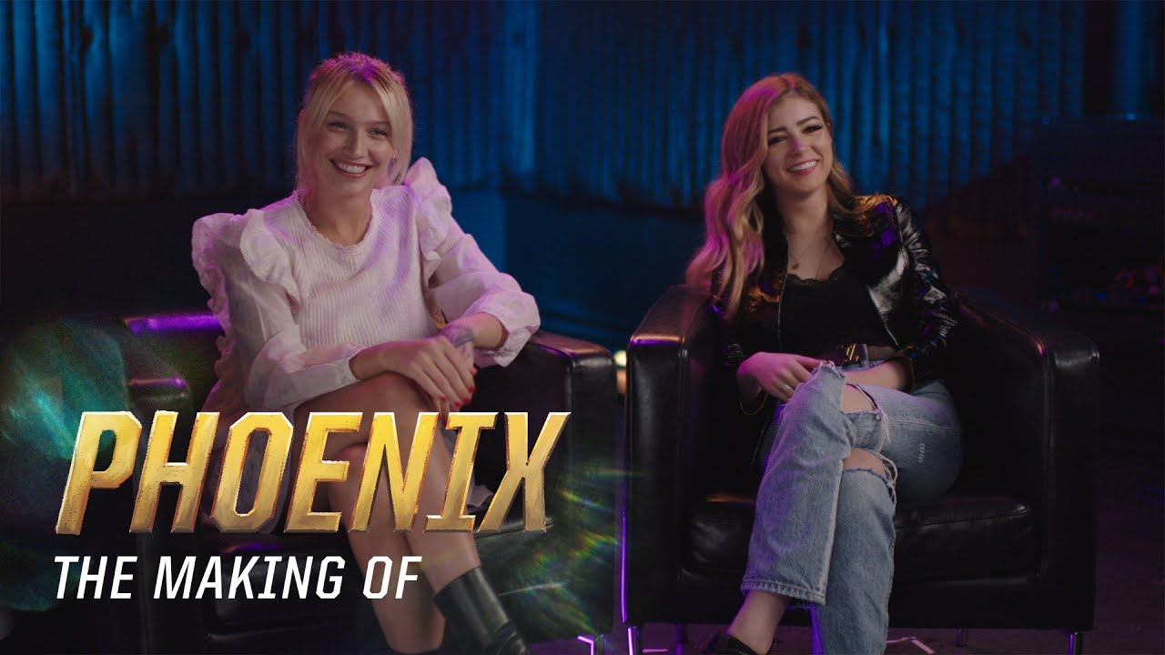 Phoenix Ft Cailin Russo And Chrissy Costanza Worlds 2019 League Of Legends Youtube