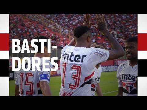 BASTIDORES: VITÓRIA 1 X 2 SPFC | SPFCTV