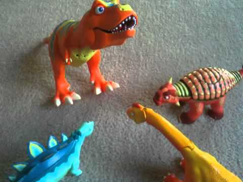 Dinosaur Train Toys - YouTube