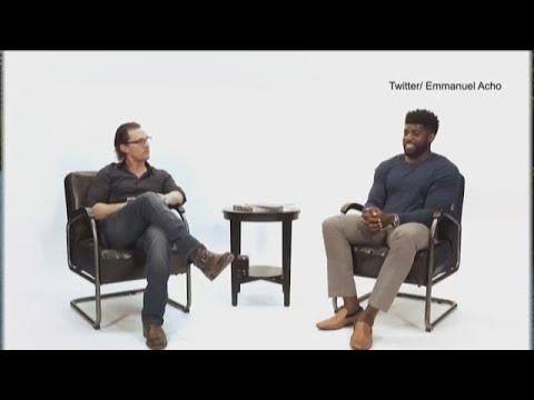 'Uncomfortable Conversations with a Black Man': UT's Emmanuel ...