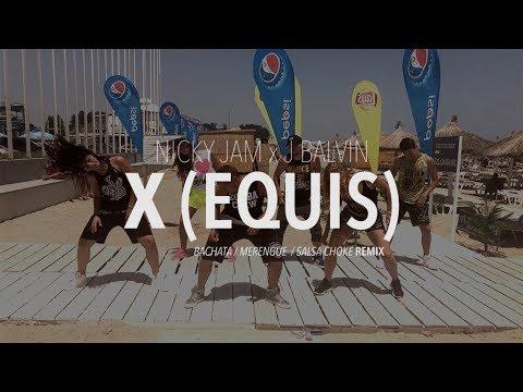 Nicky Jam x J. Balvin - X (EQUIS) - Remix |Bachata|Merengue|Salsa Choke| FlavourZ Crew