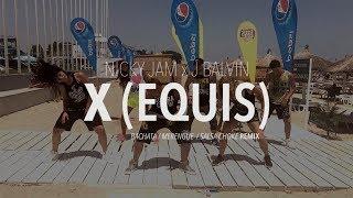 Download lagu Nicky Jam x J Balvin X Remix Bachata Merengue Salsa Choke FlavourZ Crew MP3