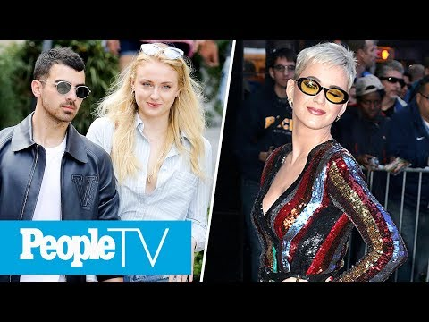 Joe Jonas & Sophie Turner's Engagement: Best Reactions, Katy Perry Talks Being Single | PeopleTV