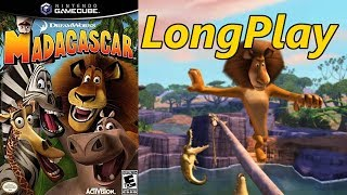 Madagascar The Game - Longplay Full Game Walkthrough (No Commentary) (Gamecube, Ps2, Xbox)