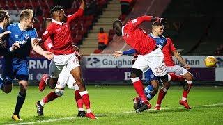 Highlights: Charlton Athletic 0-1 Portsmouth